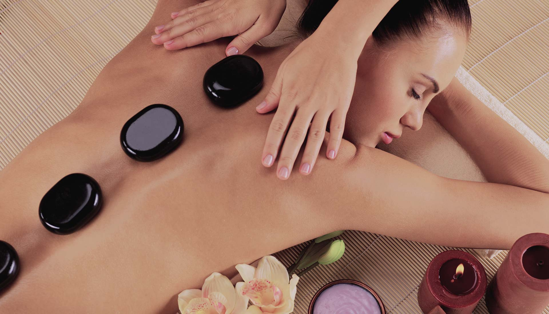 Hot Synergy Stone Massage
